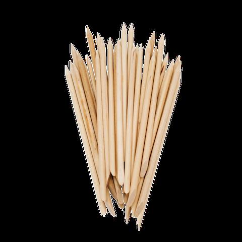 Afbeelding van Nailit - Orange Woodsticks (6st)