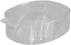 Manicure Bowl Clear