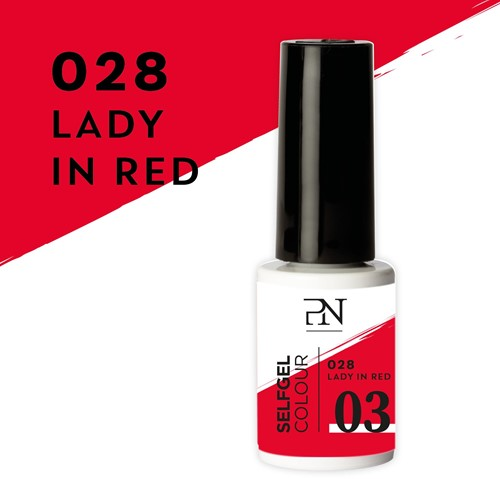 ProNails SelfGel #28 Lady in Red