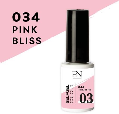 ProNails SelfGel #34 Pink Bliss