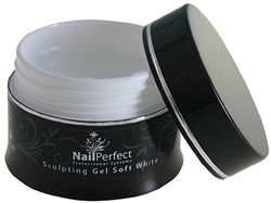 Nail Perfect Sculpting Gel - Soft White