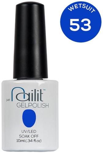 NailIt Gelpolish - Wetsuit #53