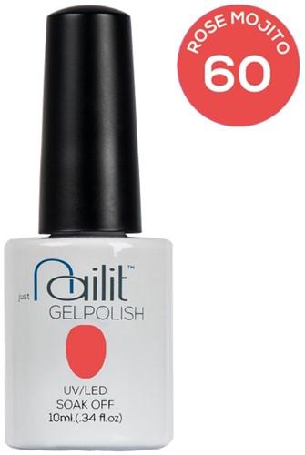 NailIt Gelpolish - Rose Mojito #60
