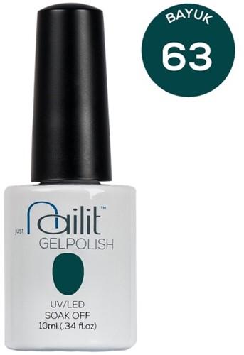 NailIt Gelpolish - Bayuk #63