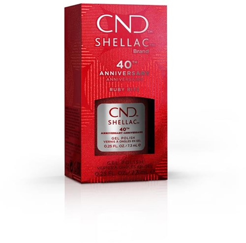 CND™ Shellac™ Ruby Ritz Limited!