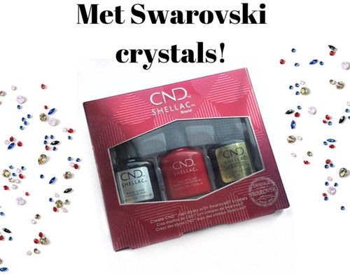 CND Shellac Set 40year anniversary