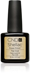 CND™ Shellac™ Topcoat 15 ml