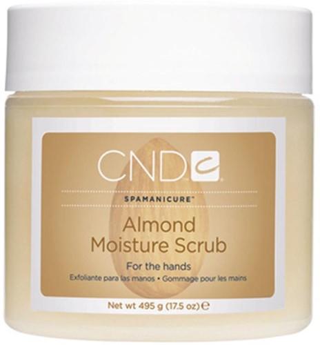 CND™ Almond Moisture Scrub 495 gr