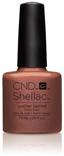 CND™ Shellac™ Leather Satchel