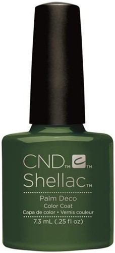 CND™ Shellac™ Palm Deco