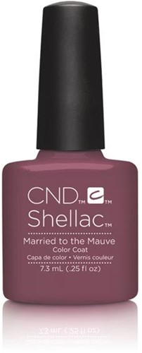 CND™  Shellac™ Married to the Mauve