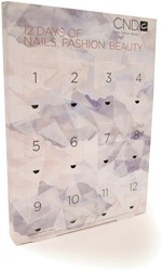 CND™ HOLLIDAY 12 DAYS OF NAILS FASHION AND BEAUTY