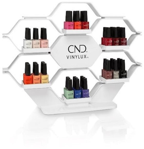 CND Vinylux Counterdisplay 3-deep