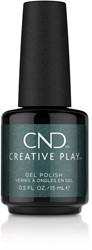 CREATIVE PLAY Gel Polish – Envied Green #533