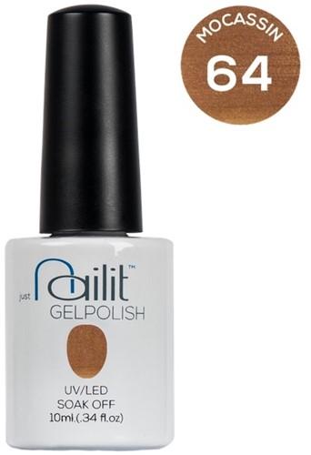 NailIt Gelpolish - Mocassin #64