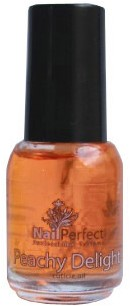 Nail Perfect Nagelriemolie 5 ml per stuk peach