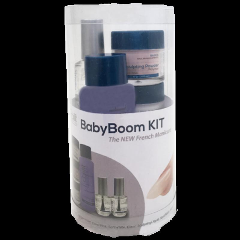Afbeelding van Nailit - BabyBoom Kit, Poeder & Liquid