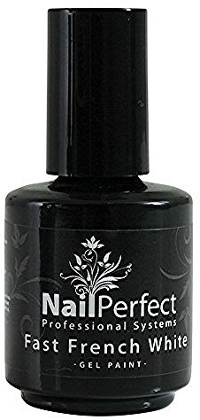 Nail Perfect Fast French White 15ml