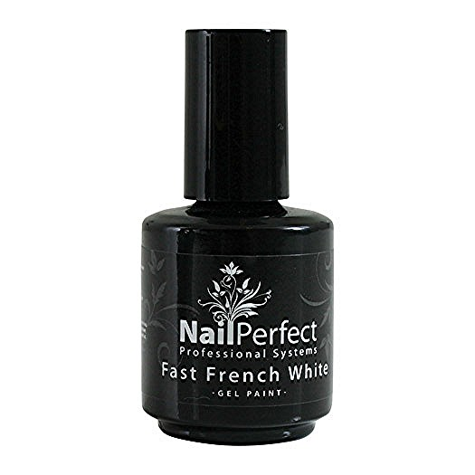 Afbeelding van Nail Perfect Fast French White