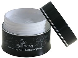 Nail Perfect Sculpting gel - Brilliant White