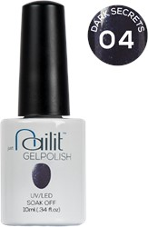 NailIt Gelpolish - Dark Secrets #4