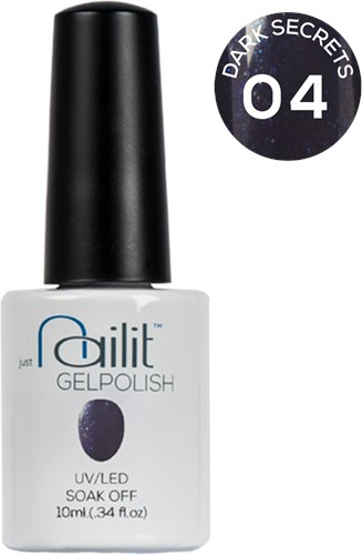 NailIt Gelpolish - Dark Secrets #4