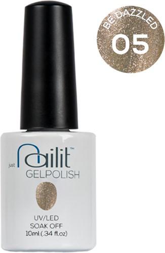 NailIt Gelpolish - Be Dazzled #5