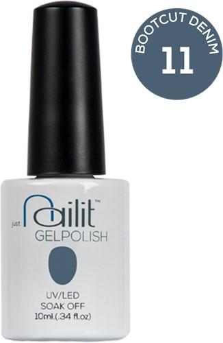 NailIt Gelpolish - Bootcut Denim #11