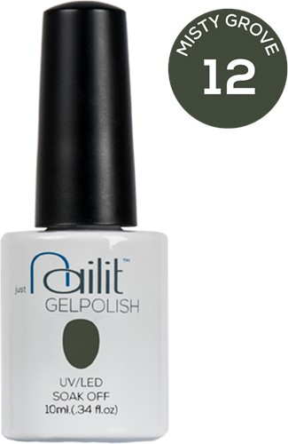 NailIt Gelpolish - Misty Grove #12