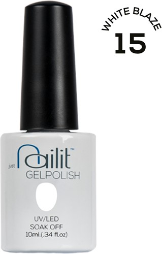NailIt Gelpolish - White Blaze #15