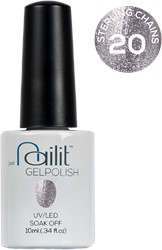 NailIt Gelpolish - Sterling Chains #20