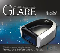 Glare-led-uv-lamp