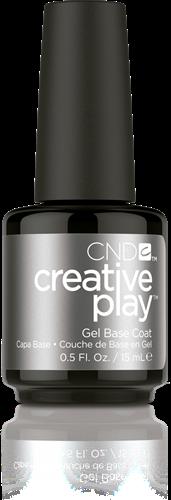 CREATIVE PLAY Gel Polish – Basecoat 15ml