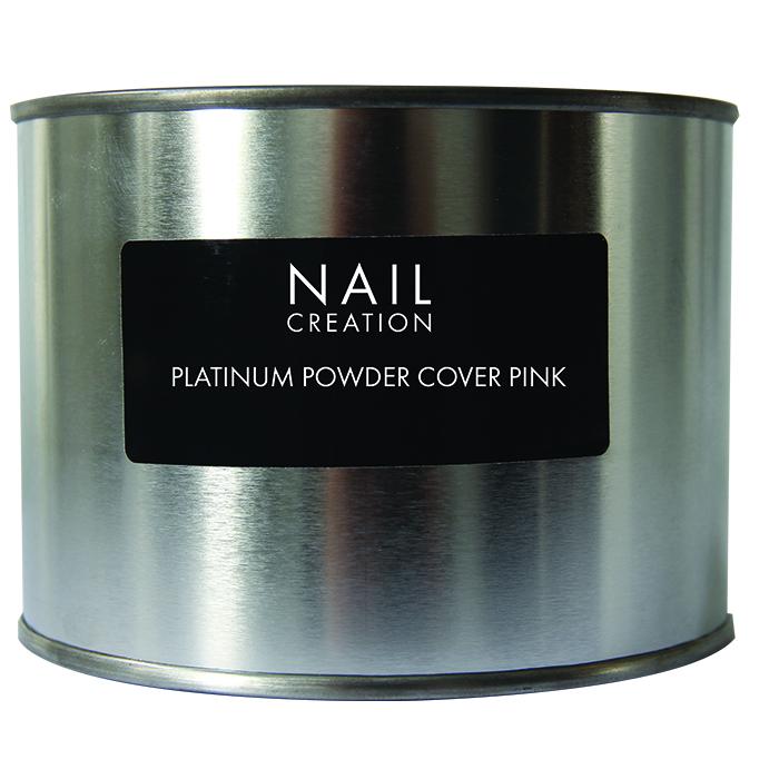 Afbeelding van Nail Creation Platinum Powder - Cover Pink 350 gm