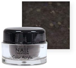 Nail Creation Color Acryl - Black 3,5 gm