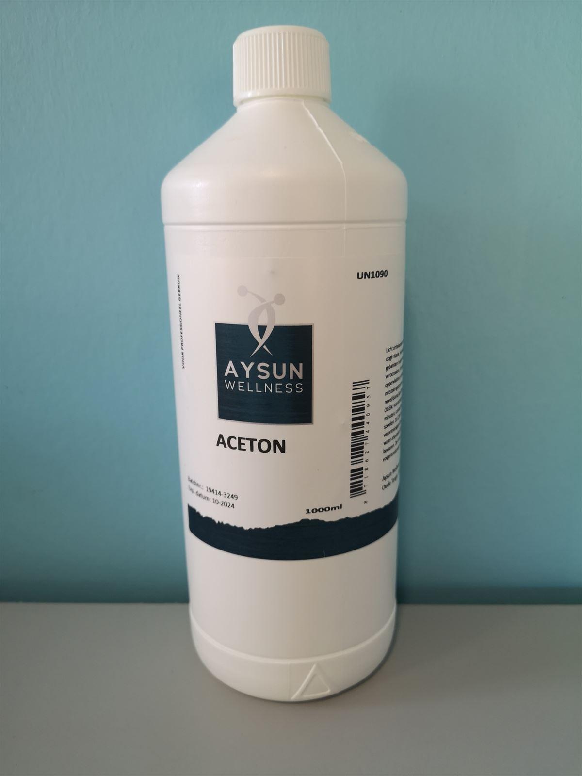 Afbeelding van Aceton 1000 ml (AysunW)
