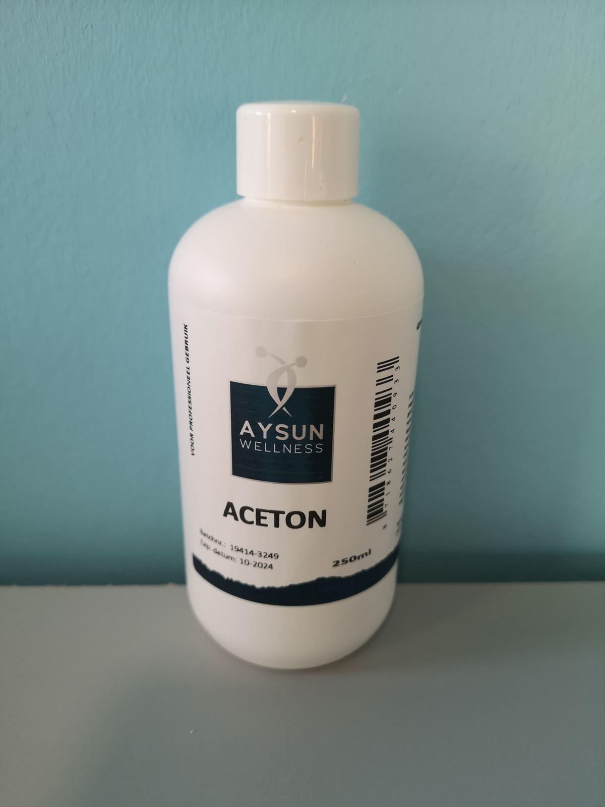 Afbeelding van Aceton 250 ml (AysunW)