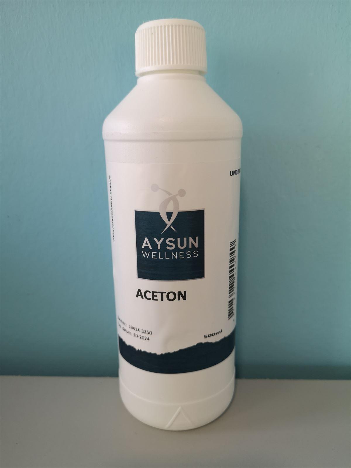 Afbeelding van Aceton 500 ml (AysunW)