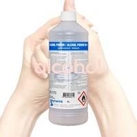 Alcohol tegen corona en virussen