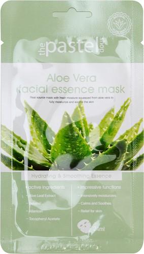 Aloe Vera Facial Essence Sheet