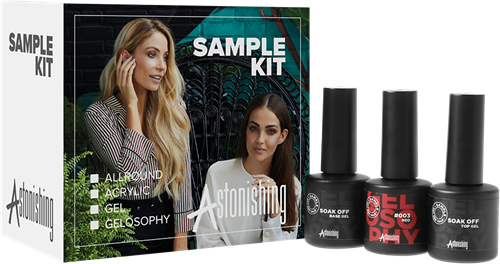 AST -  Sample Kit Gelosophy