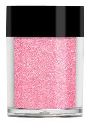 Lecenté Baby Pink Iridescent Glitter