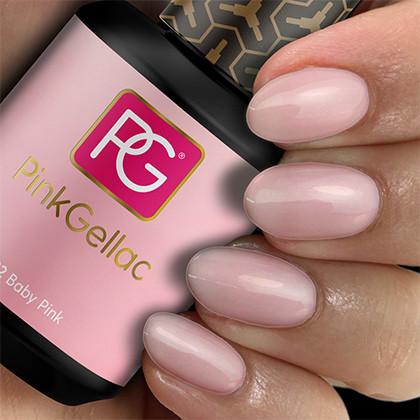 Afbeelding van Pink Gellac #122 Baby Pink