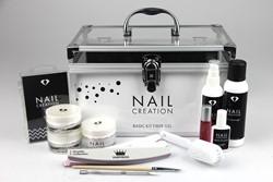 Nail Creation - Fiber Gel Basis Kit