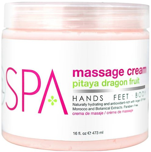 BCL SPA Massage Cream Pitaya Dragon Fruit 454 gr