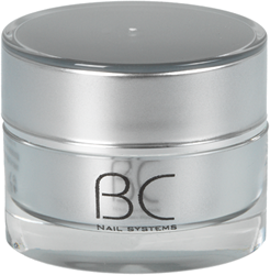 BC Nails Acrylic Powder Natural White 20 gr