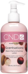 CND™ Scentsations Lotion - Black Cherry & Nutmeg 245 ml