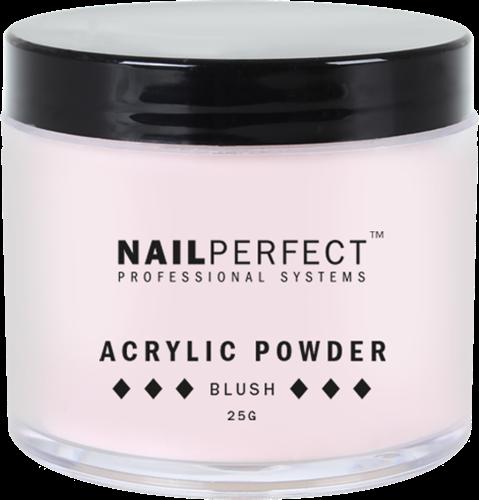 Nail Perfect Acryl Poeder - Blush 25 gr