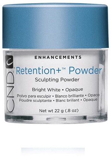 CND™ Retention+ Powder - Bright White Opaque