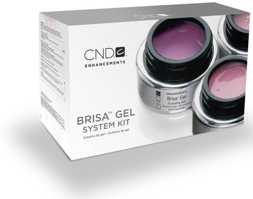 CND™ Brisa UV Gel System Kit